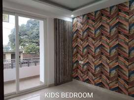 3 BHK Luxury Flats Ready to Move & Both side Open Flats 36.90L