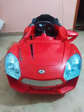 Electric Chargeable Car For Baby..