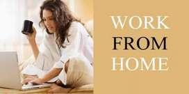 Offline work from home
