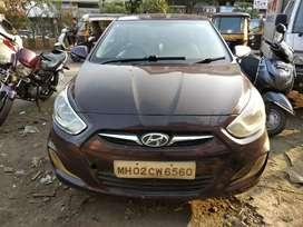 Hyundai  Verna Diesel 1.6 CRD 2013 -14