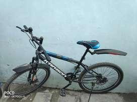 Karbon  gen X bike