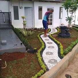 Tukang taman di tangerang