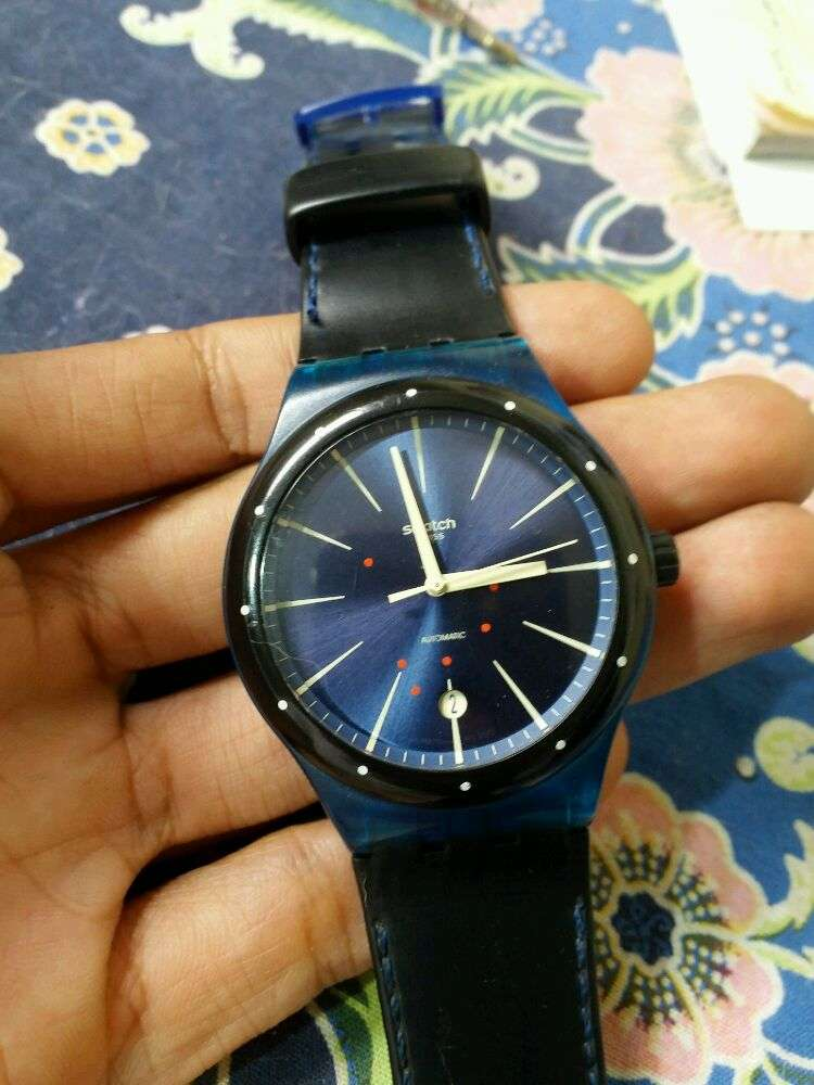 swatch automatic system 51 0