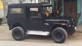 mahindra thar 4x4 new condition