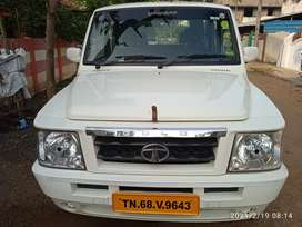 Tata Sumo Gold 2018 Diesel Good Condition