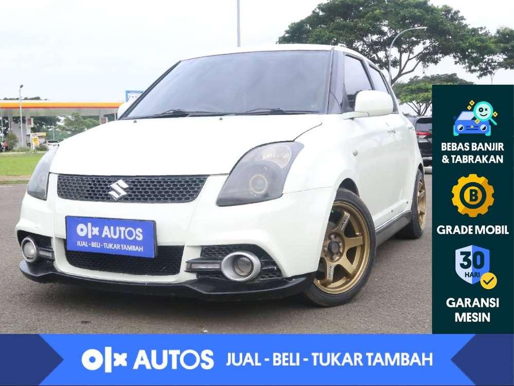 olx autos suzuki swift 1.5 gt 3 a t 2012 putih