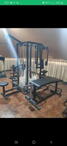 Customized gym equipments
