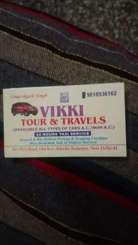 Vikki Tour and Travel