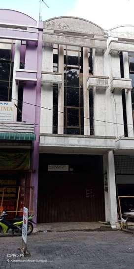 Dijual Ruko Palem Mas Jl. Pinang Baris, Sunggal Medan