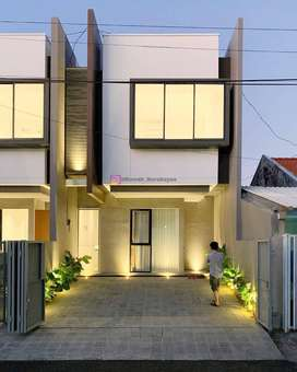 Rumah Baru Gress Minimalis Darmo Baru,Darmo Permai, Surabaya