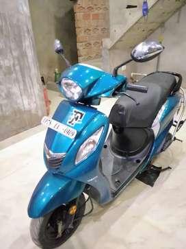Yamaha Fascino BS4. Showroom condition