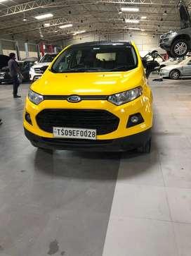 Ford Ecosport 2014 Petrol