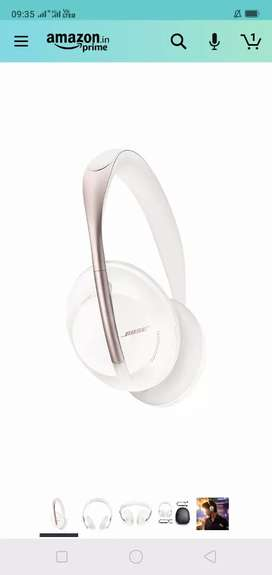 Bose headphones notice cancelling