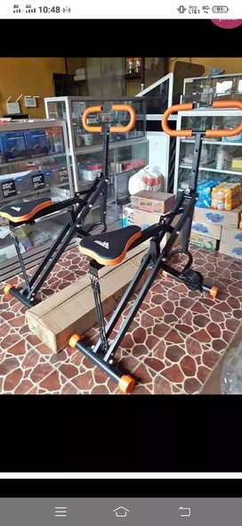 Jual sport powerider home squat