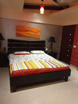 Defence Dha ph 6 Nishat commercial fully furnished apartment for rent