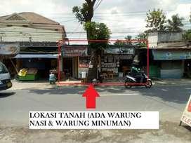 Dijual Tanah SHM Lokasi Strategis Pinggir Jalan Raya Cilangkap Jakarta
