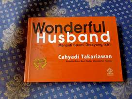 Buku Wonderful Husband Hard Cover by Cahyadi Takariawan