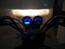 Thunderbird 500 CC stone black