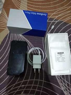 ASUS Max Pro M1 4/64 FULLSET banyak BONUS + Nomor Telkomsel Cantik