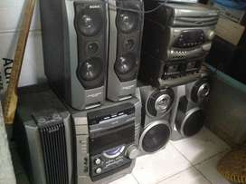 Tape compo cd player