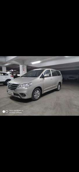 Mint condition Toyota Innova, 2nd owner
