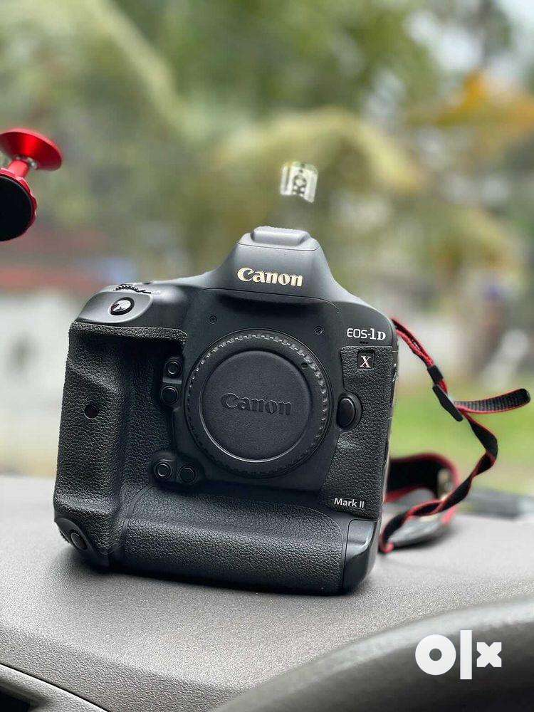 Canon 1DX Mark 2 (using from 2018)