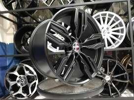 SALE Velg Mobil Murah BMW Landrover VW Touareg Ring 20 HSR MANNHEIM