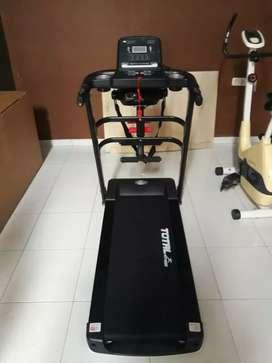Elektrik  Treadmill  Total Tl 607 fit 4 function