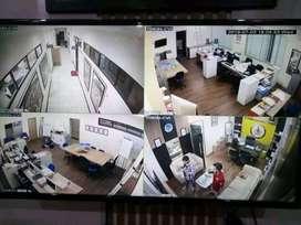 HARGA IRIT! CCTV PAKET KOMPLIT SIAP PANTAU