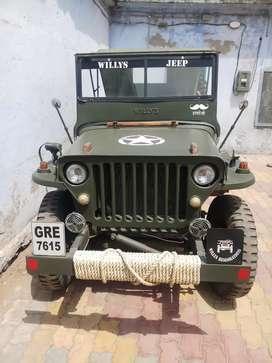 Jeep mahindra ...