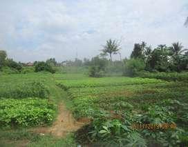 Dijual sebidang tanah seluas 21.722 m2 (SHM) lokasi strategis