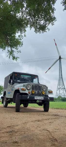 Mahindra Jeep 2000 model two owners