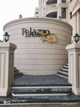 Palazzo residence 2bhk flat available on rent 1st time used flat