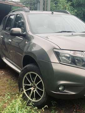 Nissan Terrano 2015 Diesel Well Maintained