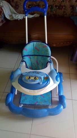 Baby walker #edisi sudah tidak terpakai