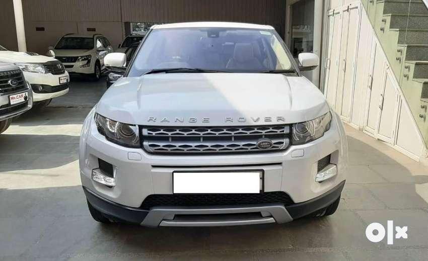 Land Rover Range Evoque Pure SD4, 2013, Diesel 0