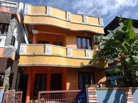 2 Bhk ground floor house Lease Chalikkavattom Vyttila