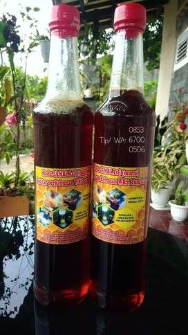 Madu asli hutan Jambi madu manis 100% asli