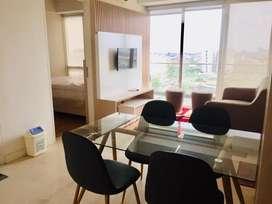 Sewa MURAH!! Landmark Residence 2 BR Lantai 9, Furnished
