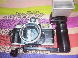 Nikkei, Shutter Lens, Super Zoom Screen Camera