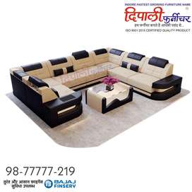 Designer Sofa Starts From 15,000/-Available on ORDER Deepali Furniture