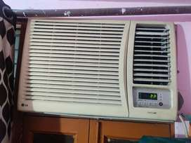 LG intelloair 1.5 ton high cooling window AC