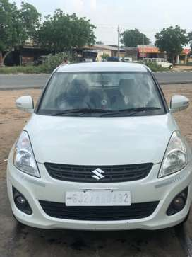 Swift DZire 2013 , clean car in & out
