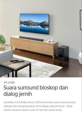 Promo Sony Soundbar HT-G700 Dolby Atmos DTS-X murah