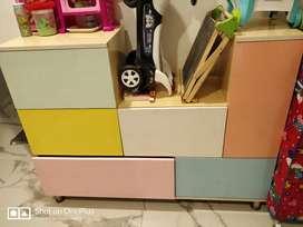 Kids Cabinet set