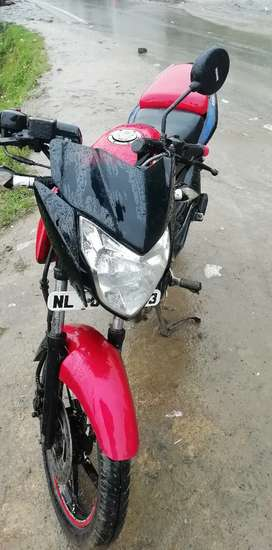 Pulsar 135 CC. Smooth running condition.nothing to repair.