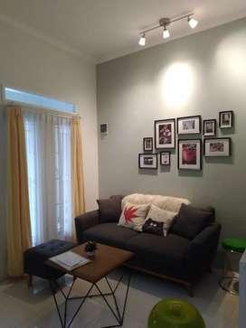 Rumah Second Rasa Baru Hunian Cantik DiSukahati Cibinong Free Furnitur