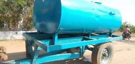 Rigid Water Tanker