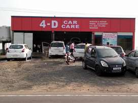 Car mechanic required 8 to 10 years experience