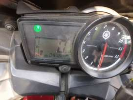 Selling r15 v2 not a single work in bike .. just take and ride..